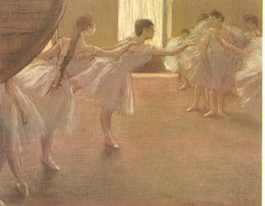 Танец в картинах художников от