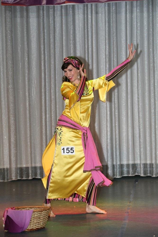 Статья: Некоторые разновидности танца живота: Александрийский ...