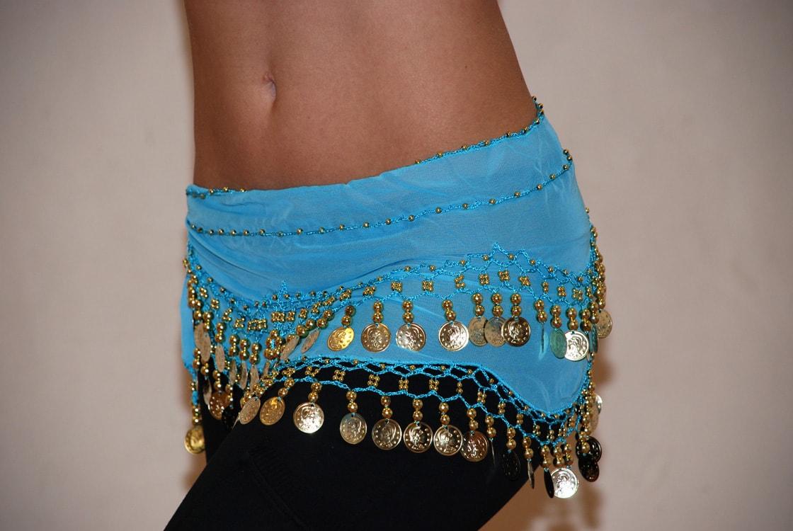 Восточные украшения для танца : каталог восточных